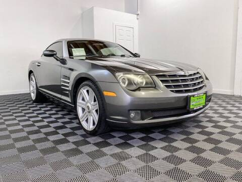 2004 Chrysler Crossfire for sale at Sunset Auto Wholesale in Tacoma WA