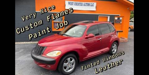 2001 Chrysler PT Cruiser for sale at West Chester Autos in Hamilton OH