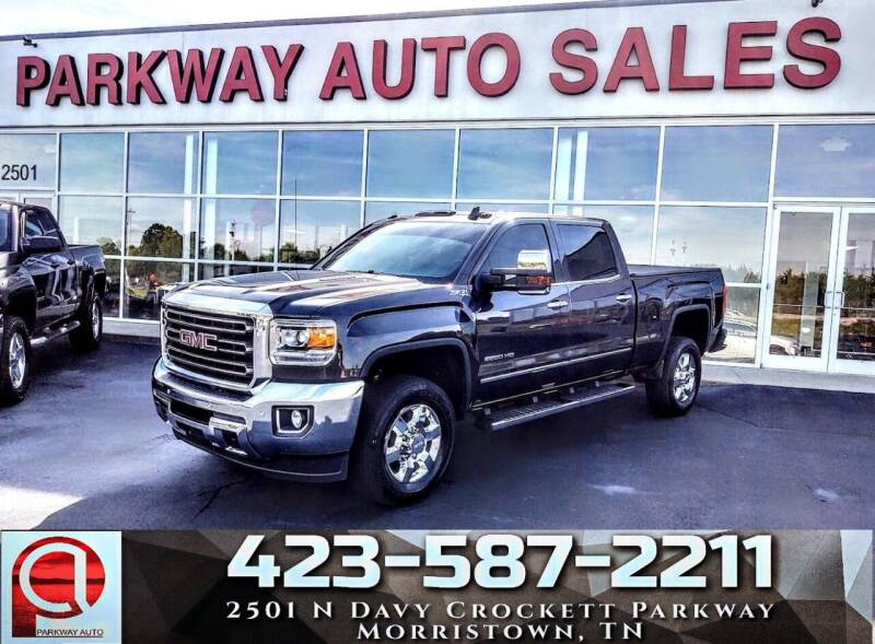 2015 GMC Sierra 2500HD for sale at Parkway Auto Sales, Inc. in Morristown TN
