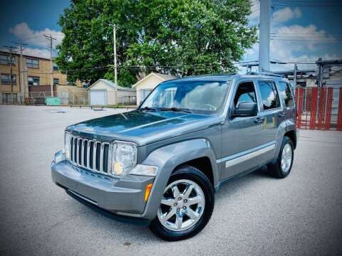 2012 Jeep Liberty for sale at ARCH AUTO SALES in Saint Louis MO