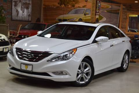 2011 Hyundai Sonata for sale at Chicago Cars US in Summit IL