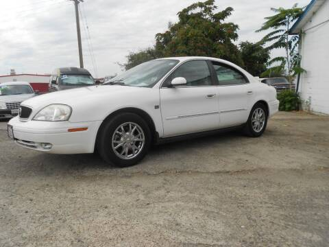 2003 Mercury Sable for sale at Mountain Auto in Jackson CA