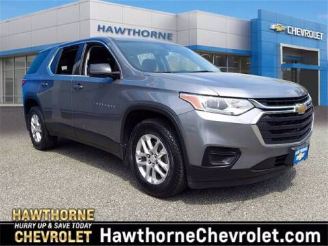2018 Chevrolet Traverse for sale at Hawthorne Chevrolet in Hawthorne NJ