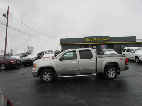 2008 GMC Sierra 1500 for sale at MIRA AUTO SALES in Cincinnati OH