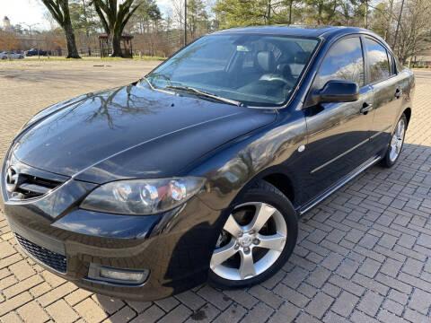 2007 Mazda MAZDA3 for sale at JES Auto Sales LLC in Fairburn GA