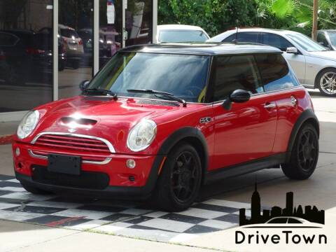 2006 MINI Cooper for sale at Drive Town in Houston TX