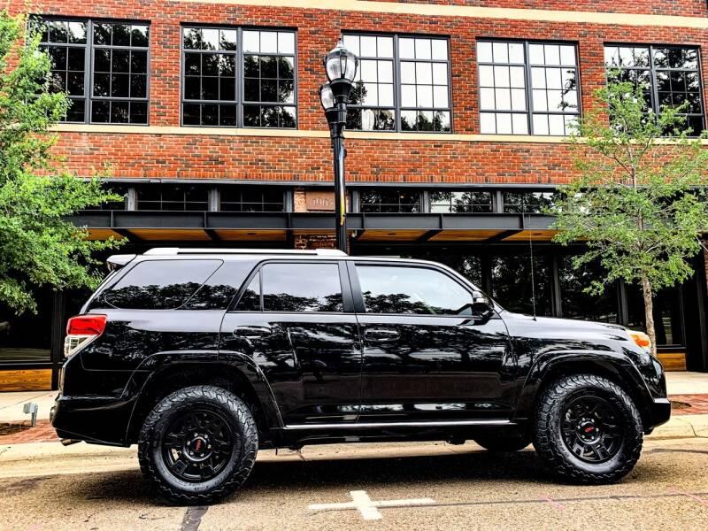 2011 Toyota 4Runner for sale at Mickdiesel Motorplex in Amarillo TX