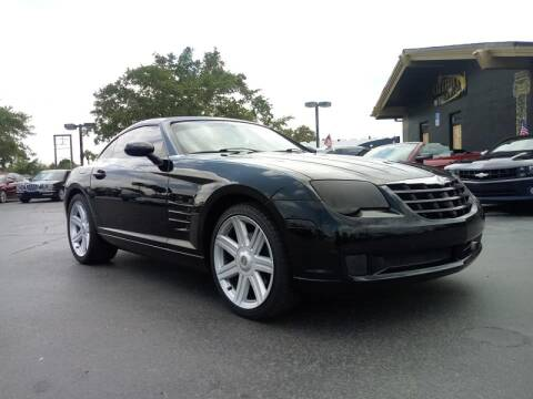 2005 Chrysler Crossfire for sale at Celebrity Auto Sales in Fort Pierce FL
