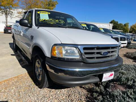2003 Ford F-150 for sale at AP Auto Brokers in Longmont CO