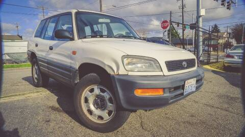 1997 Toyota RAV4 for sale at Paisanos Chevrolane in Seattle WA