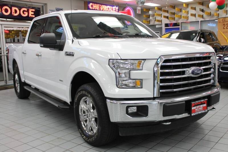 2017 Ford F-150 for sale at Windy City Motors in Chicago IL