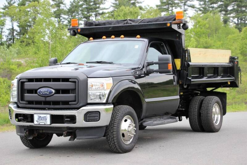 2014 Ford F-350 Super Duty for sale at Miers Motorsports in Hampstead NH