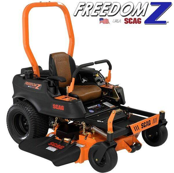 2021 Scag Freedom Z for sale at Ben's Lawn Service and Trailer Sales in Benton IL