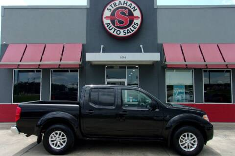2019 Nissan Frontier for sale at Strahan Auto Sales Petal in Petal MS