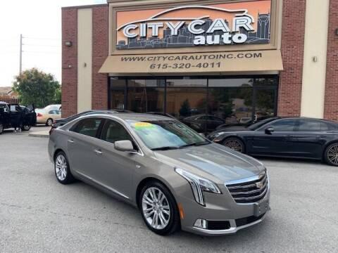 2018 Cadillac XTS for sale at CITY CAR AUTO INC in Nashville TN