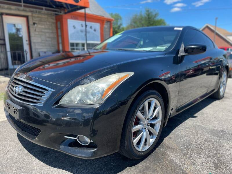 2011 Infiniti G37 Coupe for sale at 5 STAR MOTORS 1 & 2 in Louisville KY
