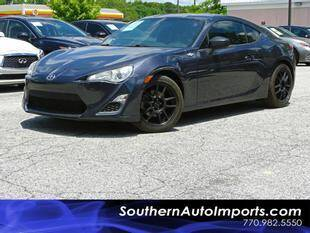 2013 Scion FR-S for sale at Used Imports Auto - Southern Auto Imports in Stone Mountain GA