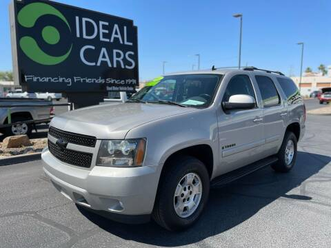 2007 Chevrolet Tahoe for sale at Ideal Cars Broadway in Mesa AZ