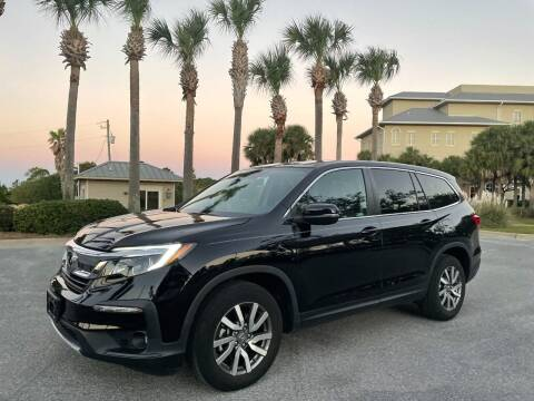 2019 Honda Pilot for sale at Gulf Financial Solutions Inc DBA GFS Autos in Panama City Beach FL