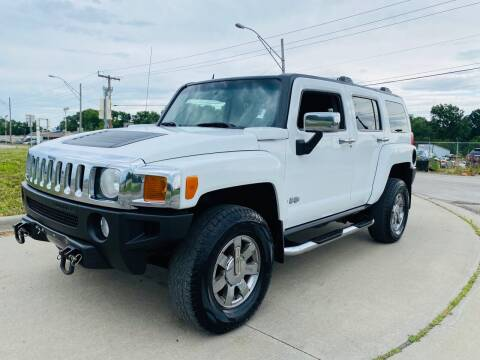 2006 HUMMER H3 for sale at Xtreme Auto Mart LLC in Kansas City MO