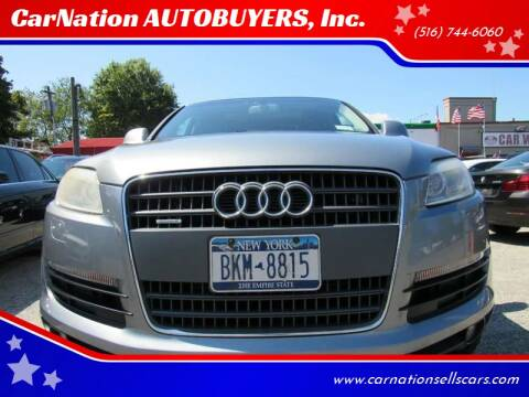 2007 Audi Q7 for sale at CarNation AUTOBUYERS, Inc. in Rockville Centre NY