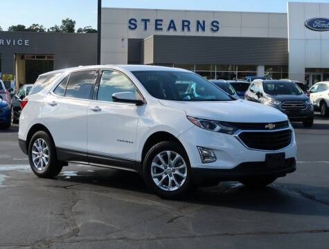 2019 Chevrolet Equinox for sale at Stearns Ford in Burlington NC