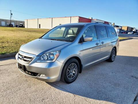 2007 Honda Odyssey for sale at DFW Autohaus in Dallas TX