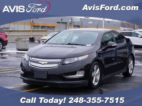 2012 Chevrolet Volt for sale at Work With Me Dave in Southfield MI