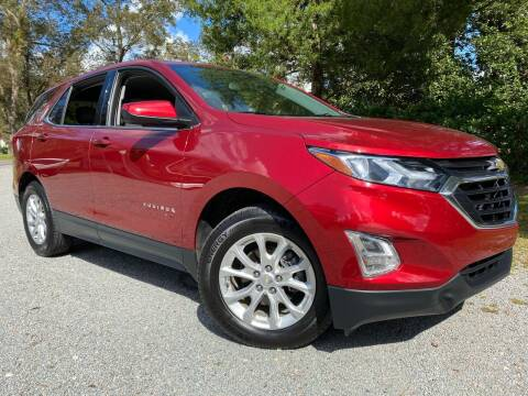 2018 Chevrolet Equinox for sale at Byron Thomas Auto Sales, Inc. in Scotland Neck NC