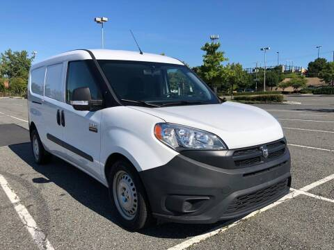 2016 RAM ProMaster City Cargo for sale at JG Auto Sales in North Bergen NJ