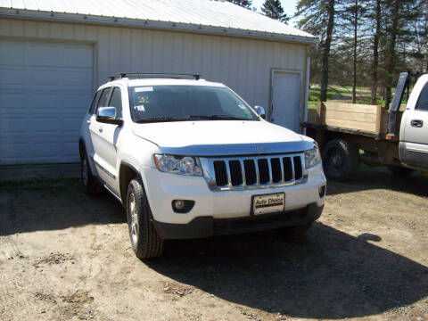 2012 Jeep Grand Cherokee for sale at Summit Auto Inc in Waterford PA