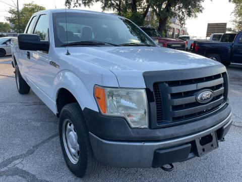 2012 Ford F-150 for sale at PRESTIGE AUTOPLEX LLC in Austin TX