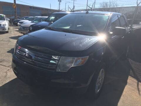 2007 Ford Edge for sale at Square Business Automotive in Milwaukee WI