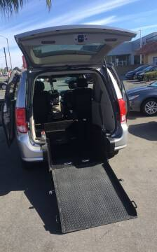 2017 Dodge Grand Caravan for sale at CARSTER in Huntington Beach CA