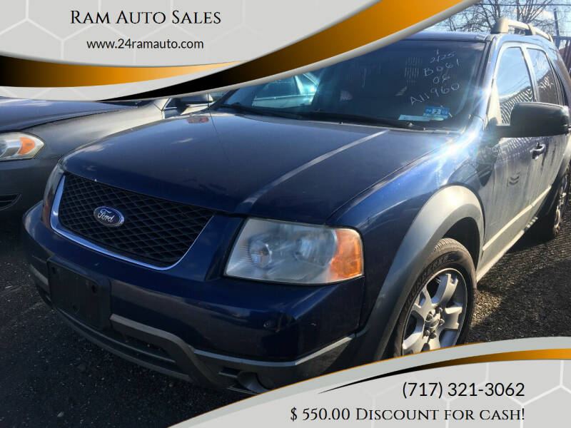 2006 Ford Freestyle for sale at Ram Auto Sales in Gettysburg PA