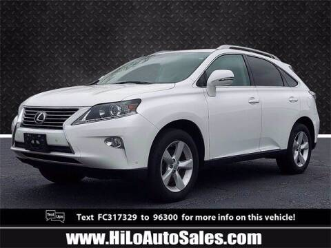 2015 Lexus RX 350 for sale at BuyFromAndy.com at Hi Lo Auto Sales in Frederick MD