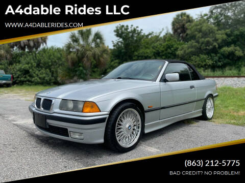 1999 BMW 3 Series for sale at A4dable Rides LLC in Haines City FL