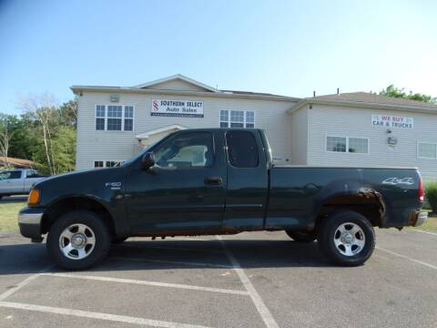 2004 Ford F-150 Heritage for sale at SOUTHERN SELECT AUTO SALES in Medina OH
