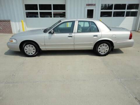 2006 Mercury Grand Marquis for sale at Quality Motors Inc in Vermillion SD