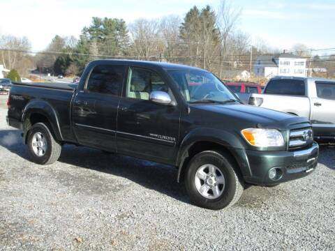 2006 Toyota Tundra for sale at Saratoga Motors in Gansevoort NY