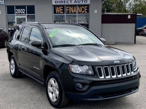 2015 Jeep Compass for sale at Stanley Direct Auto in Mesquite TX