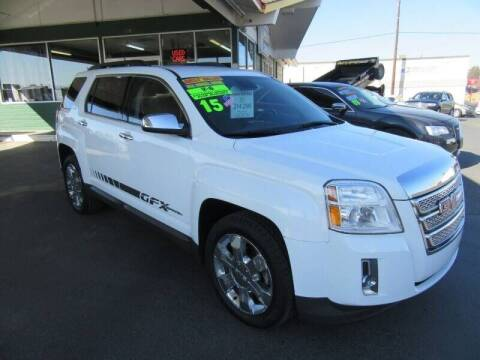 2015 GMC Terrain for sale at Bull Mountain Auto, Truck & Trailer Sales in Roundup MT