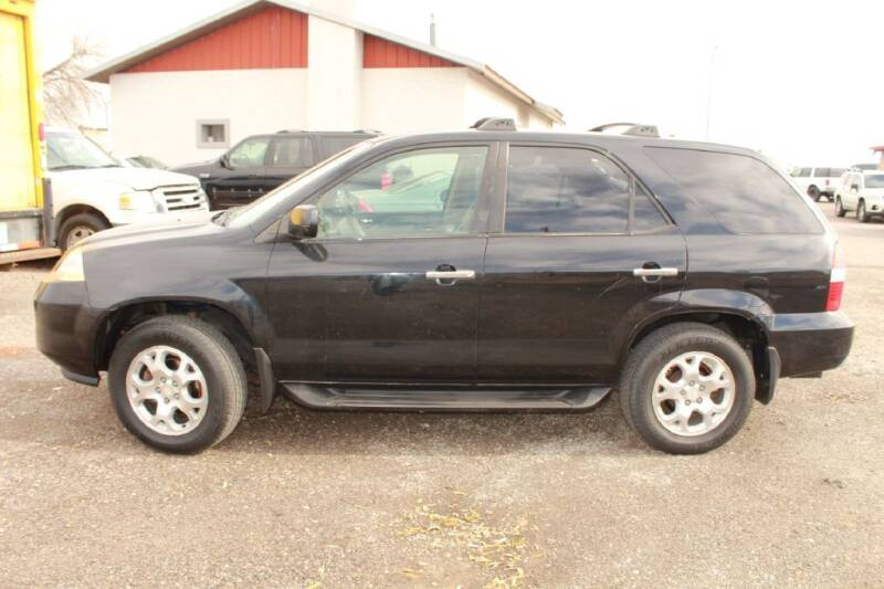 2001 Acura MDX for sale at Epic Auto in Idaho Falls ID