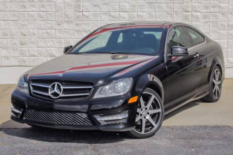 2015 Mercedes-Benz C-Class for sale at Cannon Auto Sales in Newberry SC