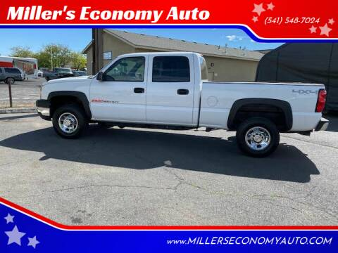 2007 Chevrolet Silverado 2500HD Classic for sale at Power Edge Motorsports- Millers Economy Auto in Redmond OR