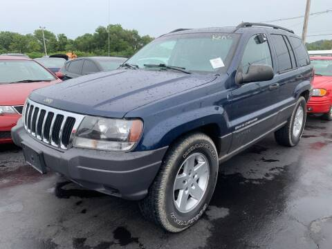 2003 Jeep Grand Cherokee for sale at American Motors Inc. - Cahokia in Cahokia IL