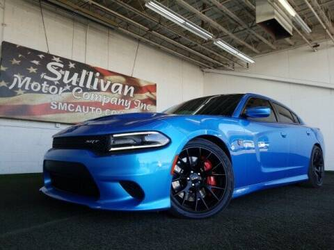 2016 Dodge Charger for sale at SULLIVAN MOTOR COMPANY INC. in Mesa AZ