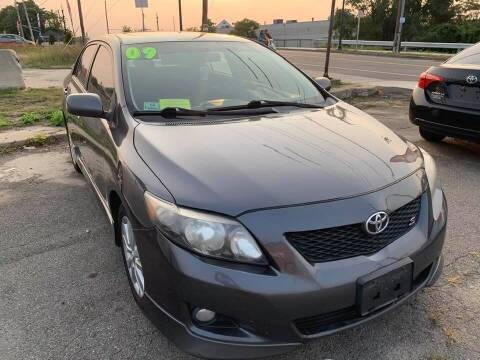 2009 Toyota Corolla for sale at Merrimack Motors in Lawrence MA