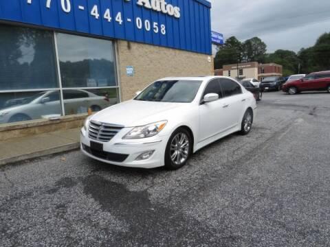 2012 Hyundai Genesis for sale at 1st Choice Autos in Smyrna GA