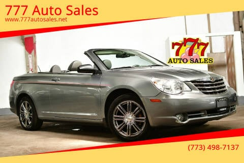 2008 Chrysler Sebring for sale at 777 Auto Sales in Bedford Park IL